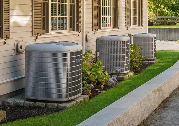 HVAC units in MD